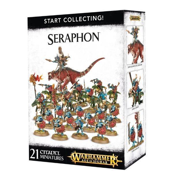 Képtalálatok a következőre: start collecting seraphon
