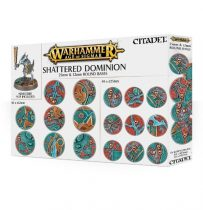Shattered Dominion: 25 & 32mm Round