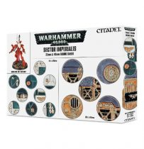 Sector Imperialis: 25 & 40mm Round Bases