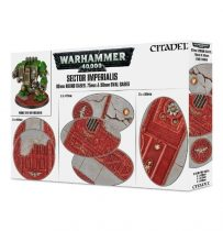 Sector Imperialis: 60mm Round +75/90mm Oval Bases