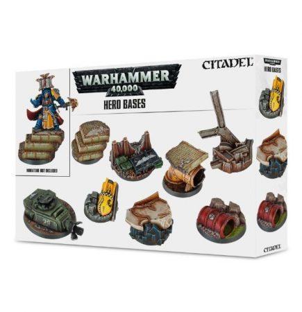 Warhammer 40000: Hero Bases