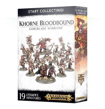 Start Collecting! Goreblade Warband