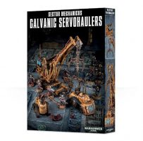 Galvanic Servo-Haulers