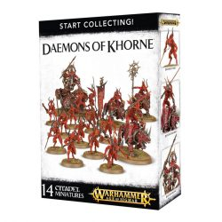 Start Collecting! Daemons Of Khorne
