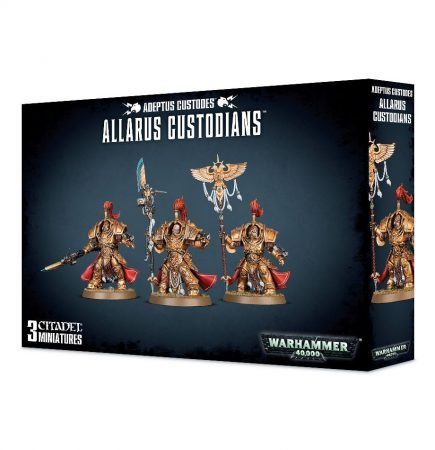 Allarus Custodians