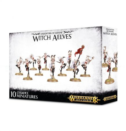 Witch Aelves