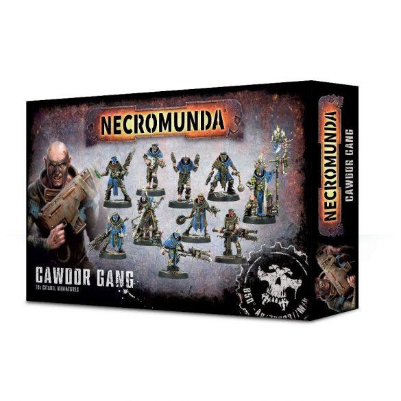 Necromunda: Cawdor Gang