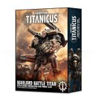 Adeptus Titanicus Warlord Battle Titan With Plasma Annihilator and Power Claw