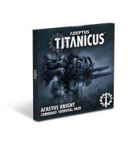Adeptus Titamicus Acastus Knight Command Terminal Pack