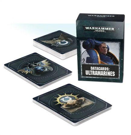 Datacards: Ultramarines