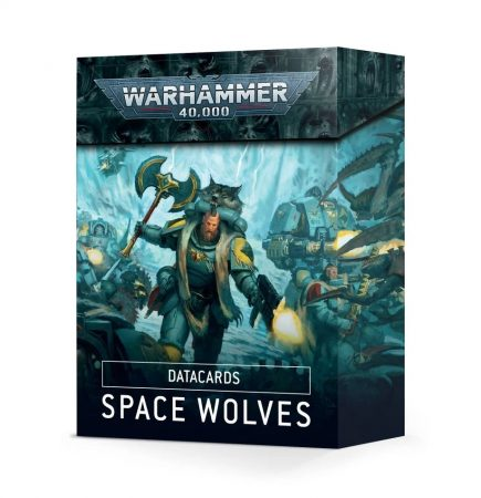 Datacards: Space Wolves
