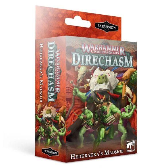 Direchasm – Hedkrakka's Madmob