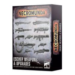 Escher Weapons & Upgrades