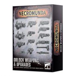 Orlock Weapons & Upgrades