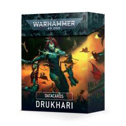 Datacards: Drukhari (ENGLISH)