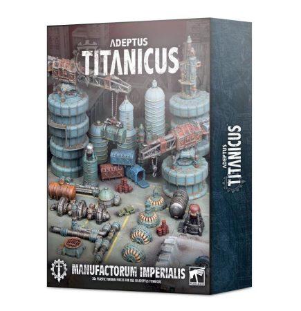 Adeptus Titanicus Manufactorum Imperialis