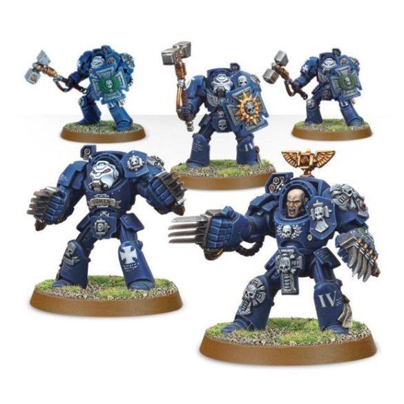 Space Marine Terminator Close Combat Squad / Terminator Assault Squad