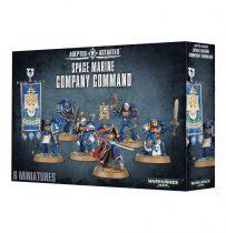 Space Marine Company Command