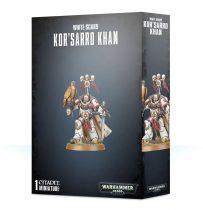 White Scars Kor'sarro Khan