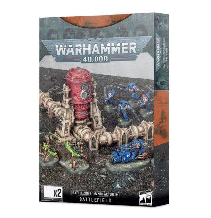 Battlezone: Manufactorum Battlefield