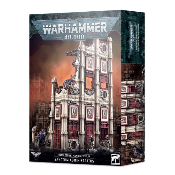 Battlezone: Manufactorum – Sanctum Administratus
