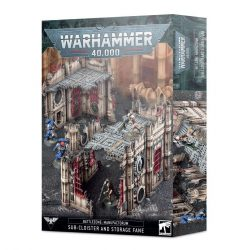 Battlezone: Manufactorum – Sub-cloister and Storage Fane