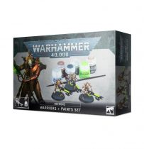 Necrons: Warriors  + Paint Set