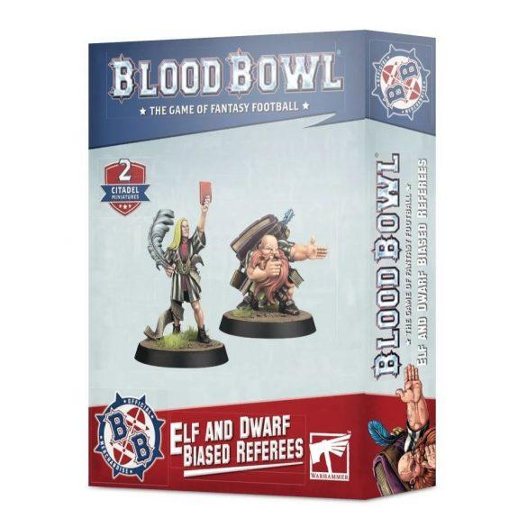 Elf and Dwarf Biased Referees