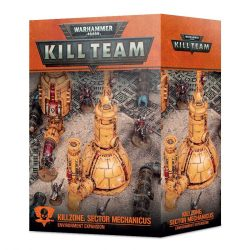 Sector Mechanicus Environment Expansion