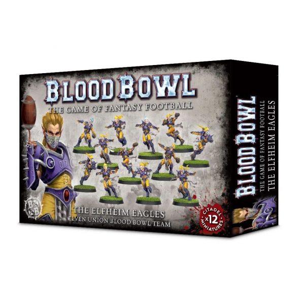 The Elfheim Eagles - Elven Union Blood Bowl Team