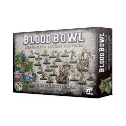 Crud Creek Nosepickers – Snotling Blood Bowl Team
