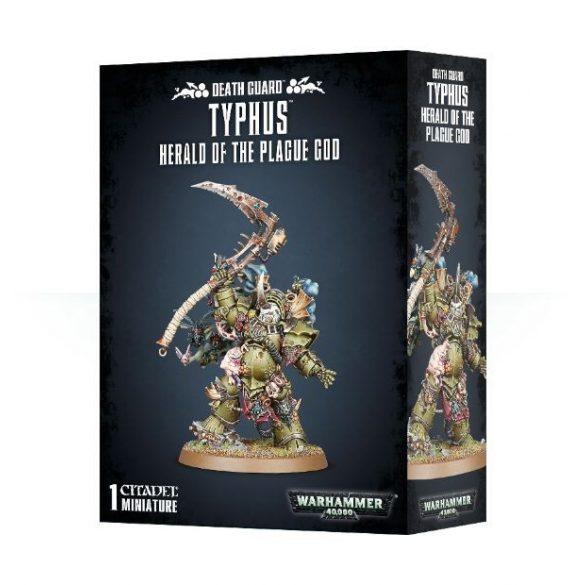 Typhus: Herald Of The Plague God