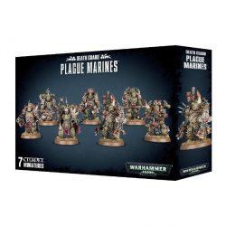 Plague Marines