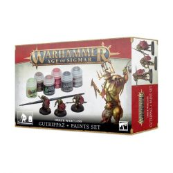 Orruk Warclans Gutrippaz + Paint Set