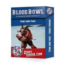 Blood Bowl Chaos Chosen Team Card Pack