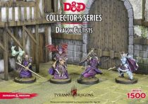 """Horde of the Dragon Queen"" Dragon Cultists (4 figs)"