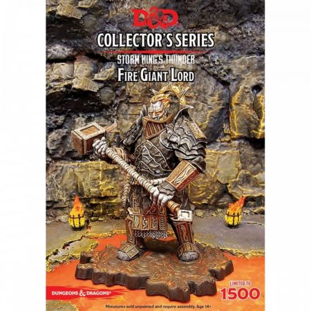 """""""Storm Kings Thunder"""" Fire Giant Lord (1 fig)"""