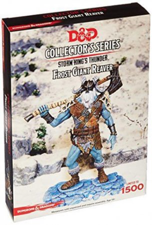 """Storm Kings Thunder"" Frost Giant Reaver (1 fig)"
