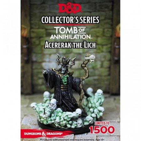 """Tomb of Annihilation"" Acererak the Lich (1 fig)"