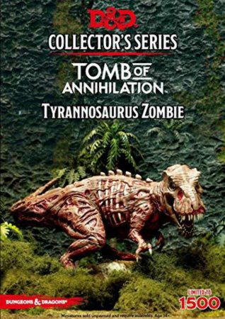 """Tomb of Annihilation"" Tyrannosaurus Zombie (1 fig)"