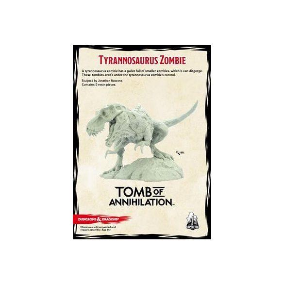 """Tomb of Annihilation"" Tyrannosaurus Zombie (1 fig)"