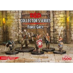 """""""Force Grey"""" (5 figs)"""