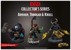 """Descent into Avernus"" - Arkhan, Torogar & Krull (3 figs)"