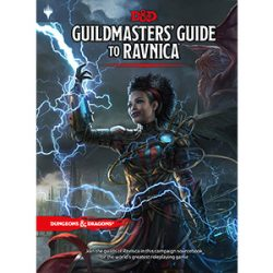 Guildmasters' Guide to Ravnica