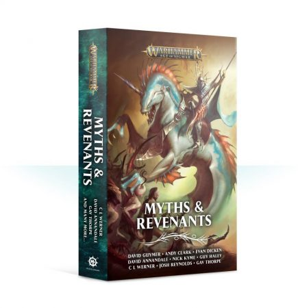 Myths & Revenants (Paperback)