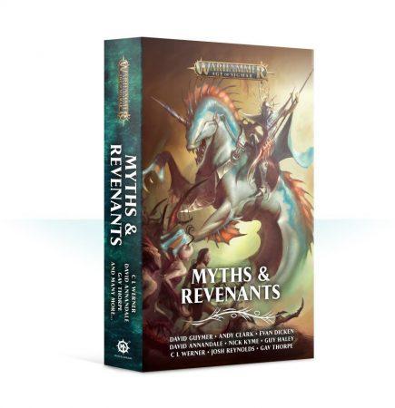 Myths & Revenants (Paperback)