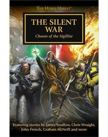 Horus Heresy: The Silent War (Paperback) (English)