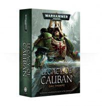 Legacy of Caliban: The Omnibus (Paperback)