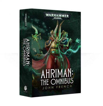 Ahriman: The Omnibus (Paperback)