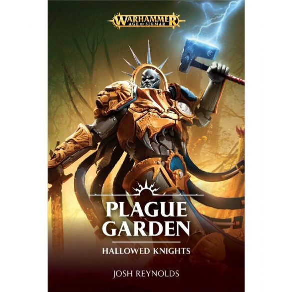 Age Of Sigmar: Plague Garden (Paperback) (English)